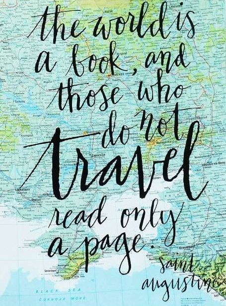 travel and reading