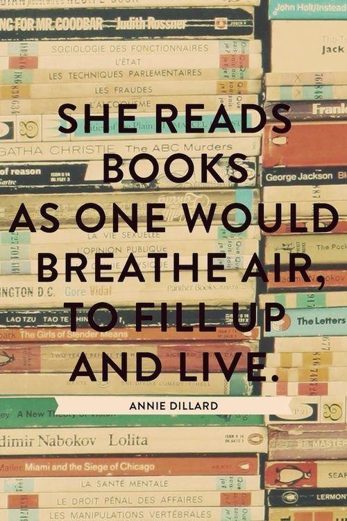 books equal life