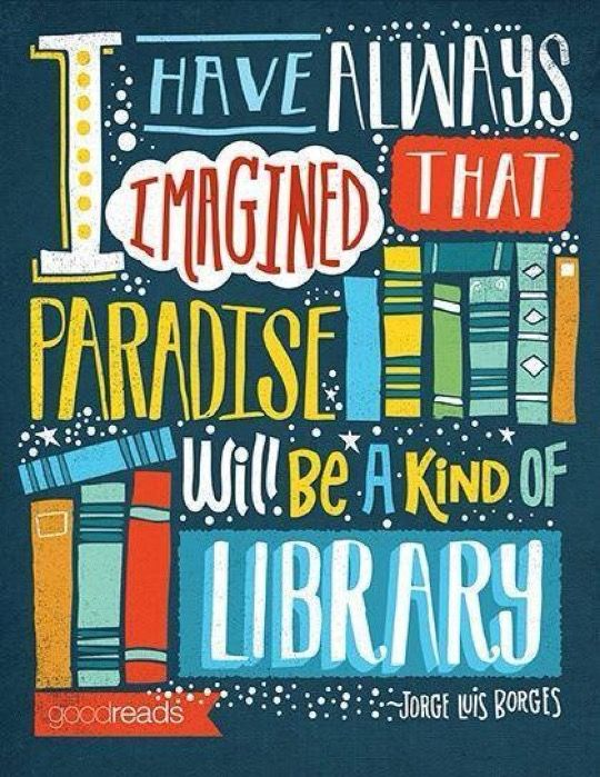 library paradise