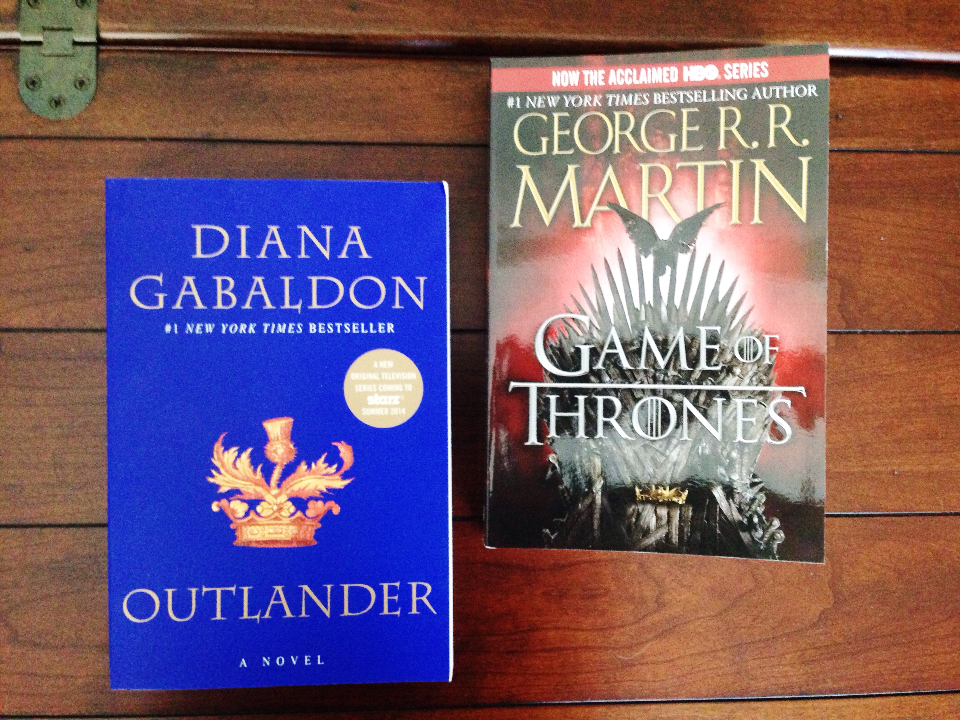 GOT and Outlander