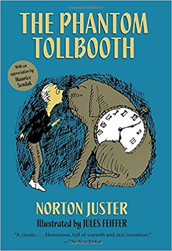Phantom Tollbooth Best Books of 2018