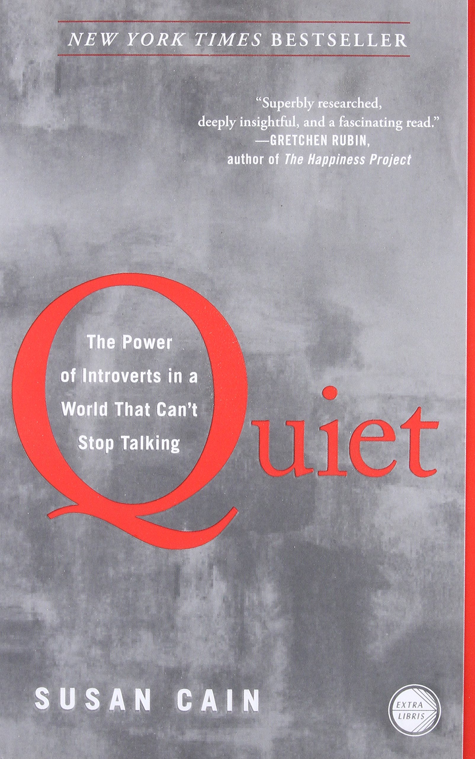 Quiet: The Power of Introverts Best Books of 2018