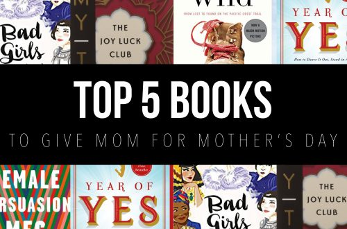 books to give mom for mother's day featured image