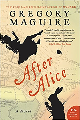 After Alice July TBR