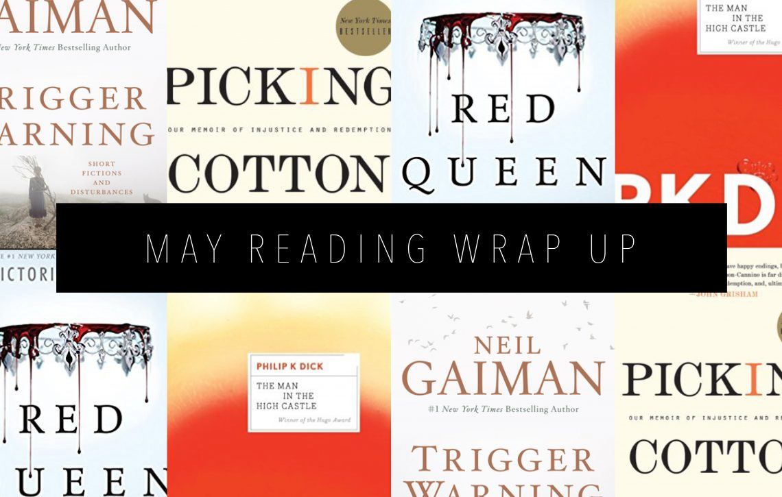 may reading wrap up featured image