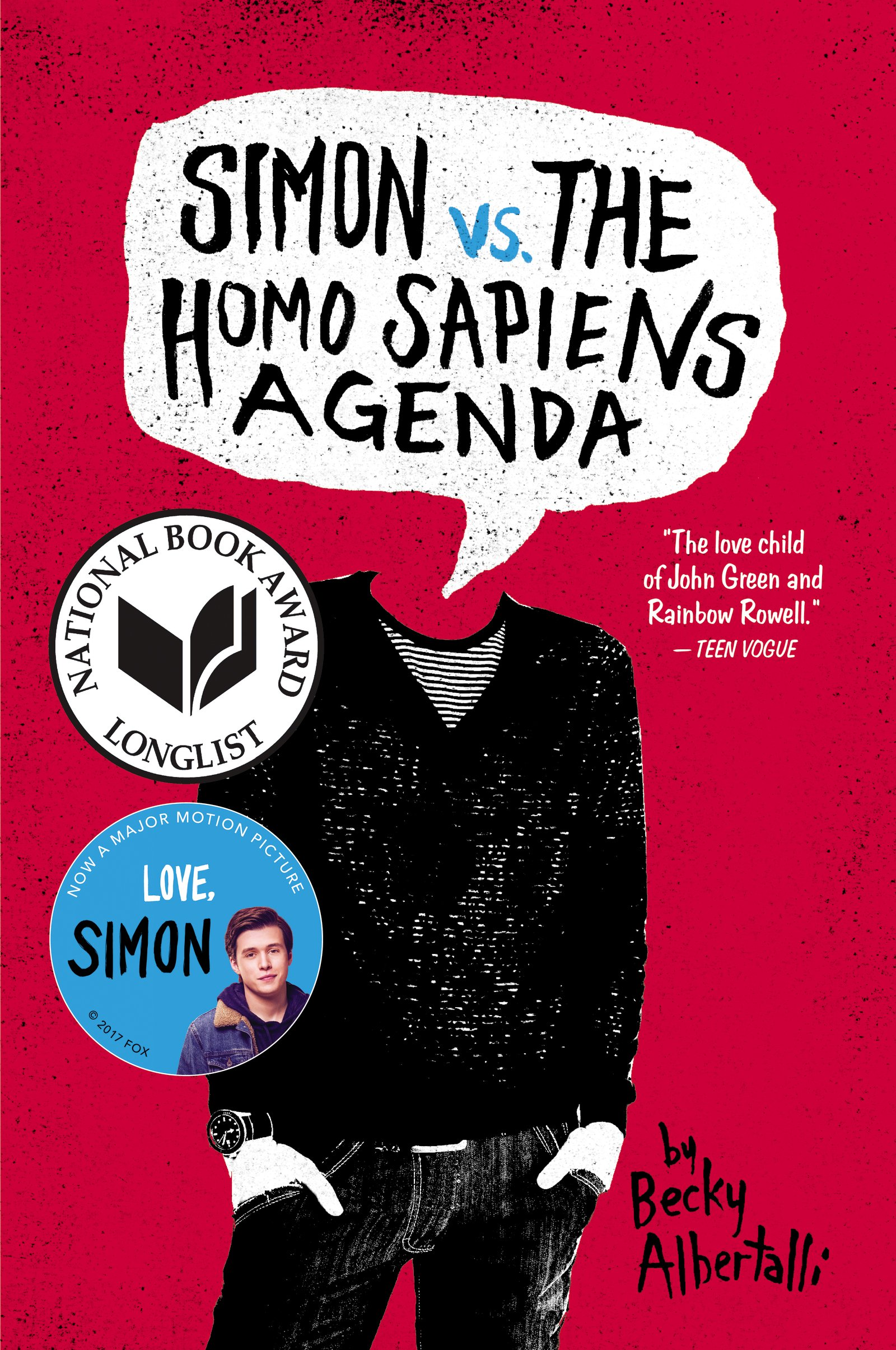 Simon vs the homosapiens agenda july tbr