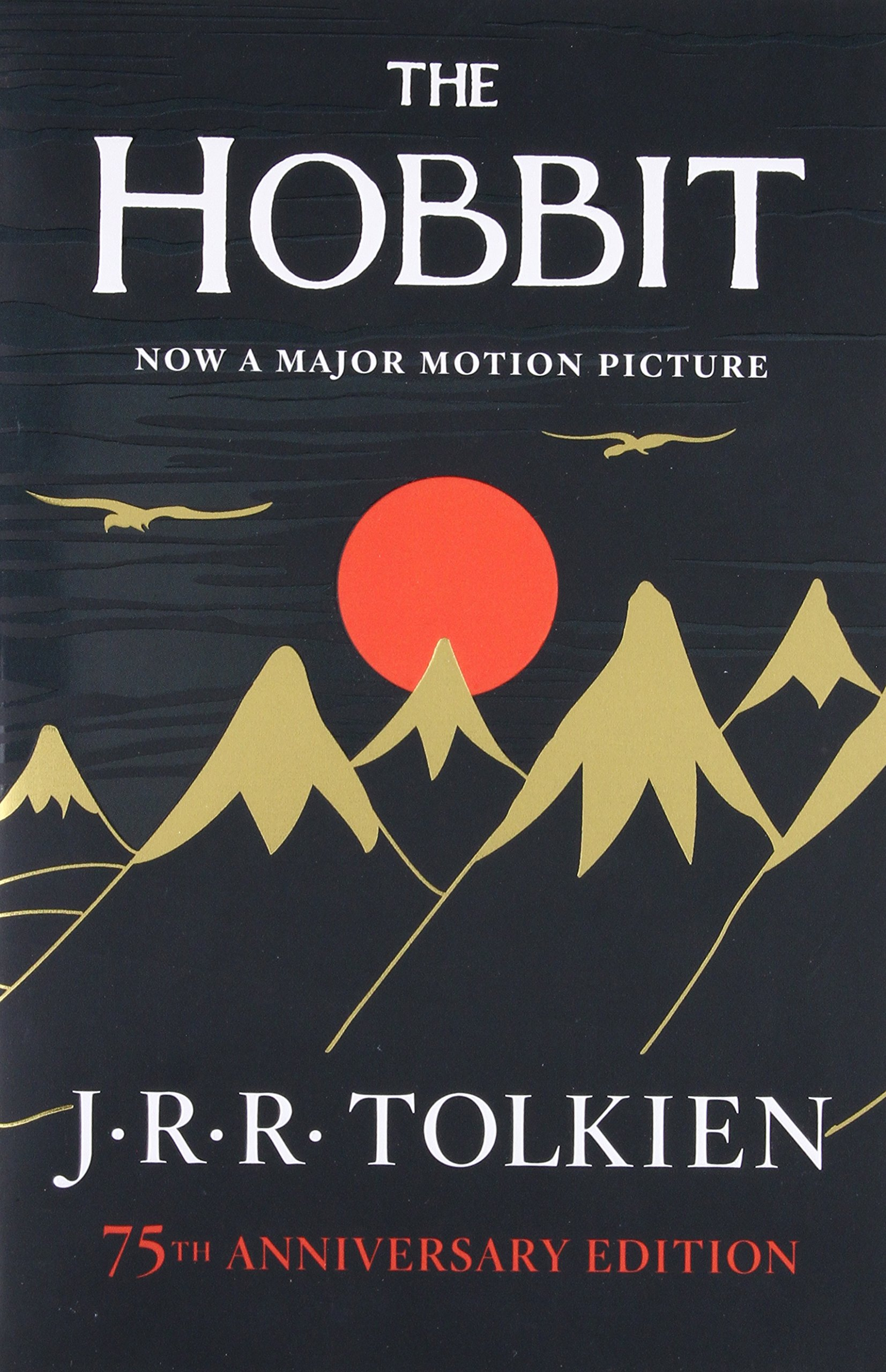 the hobbit by jrr tolkein