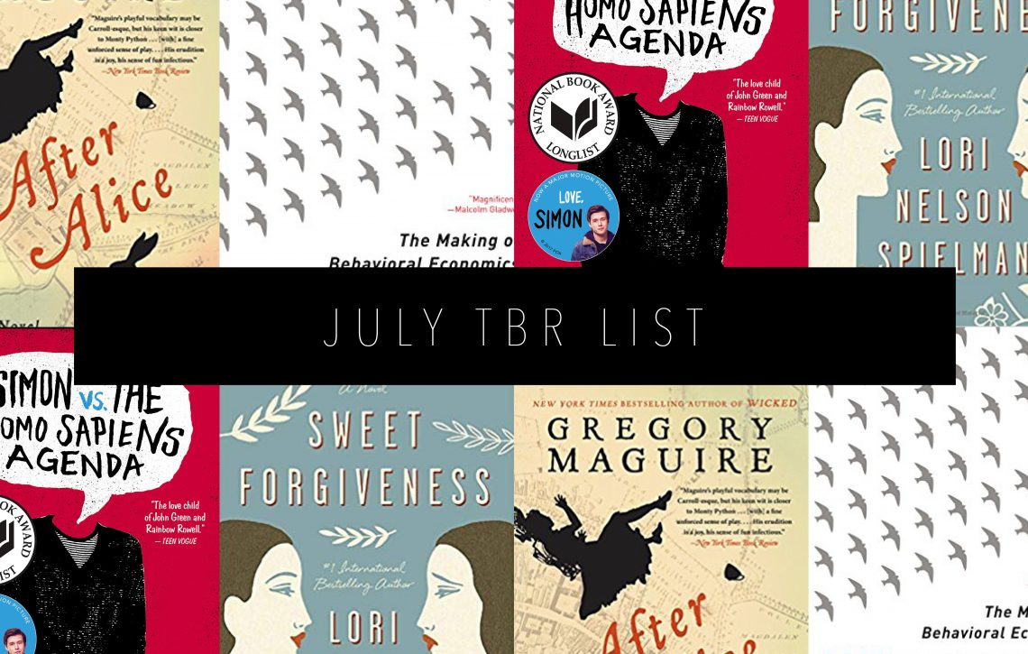 july tbr list FEATURED IMAGE