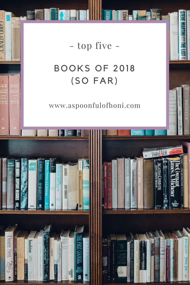 2018 reads so far pinterest graphic