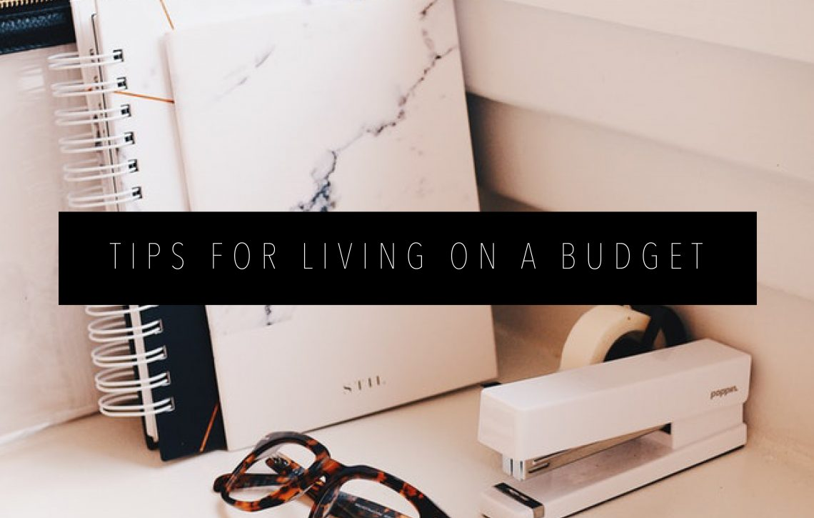 LIVING ON A BUDGET Featured Image