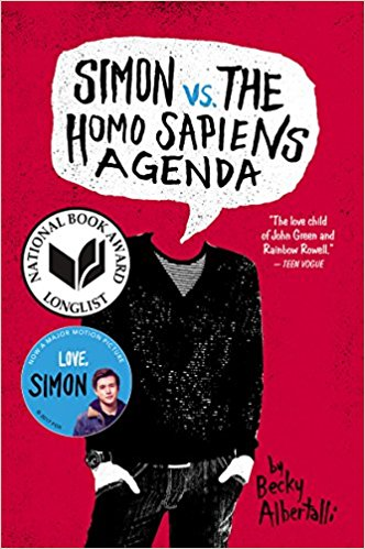 Simon vs The Homo Sapiens Agenda Best Books of 2018
