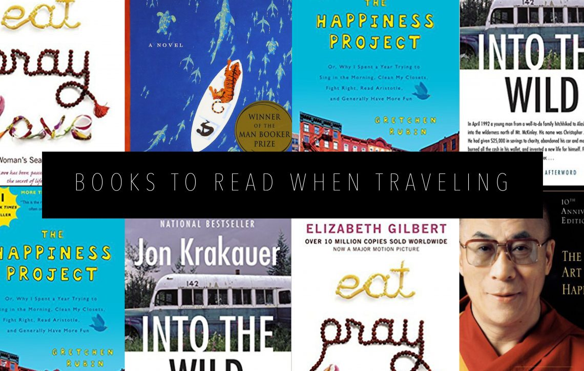 books to read when traveling Featured Image