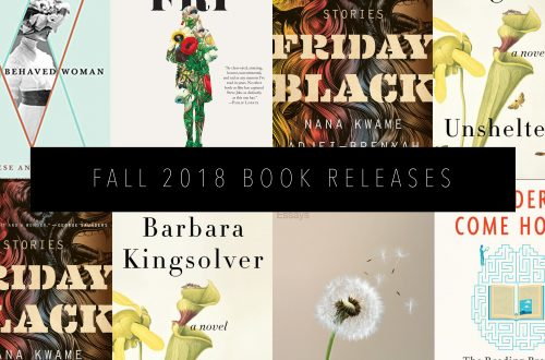 FALL 2018 BOOK RELEASES Featured Image