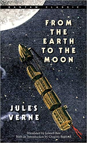 From the Earth to the Moon Science Fiction Book