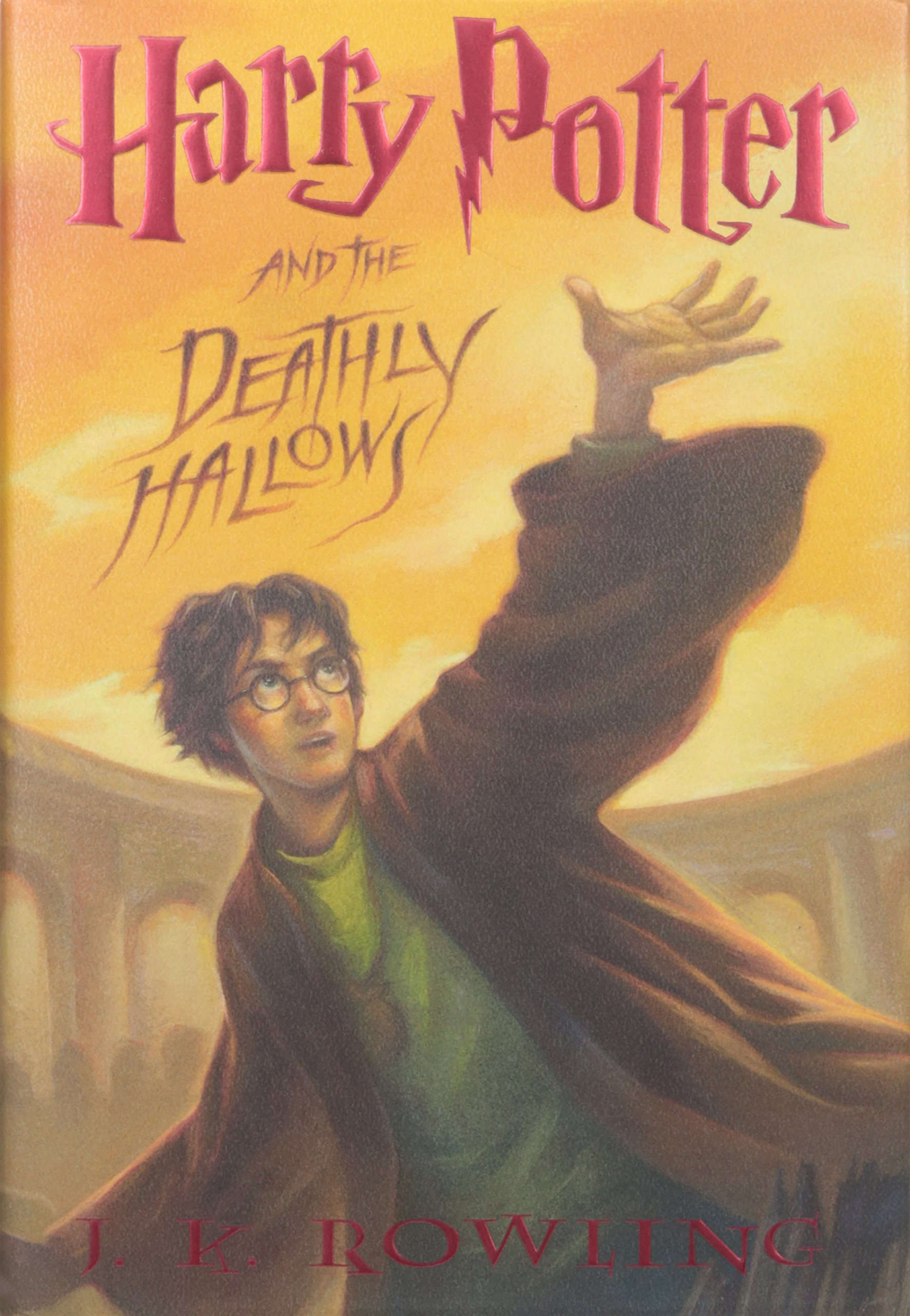 Harry Potter and the Half Blood PrinceHarry Potter and the Deathly Hallows