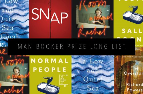 MAN BOOKER PRIZE Featured Image
