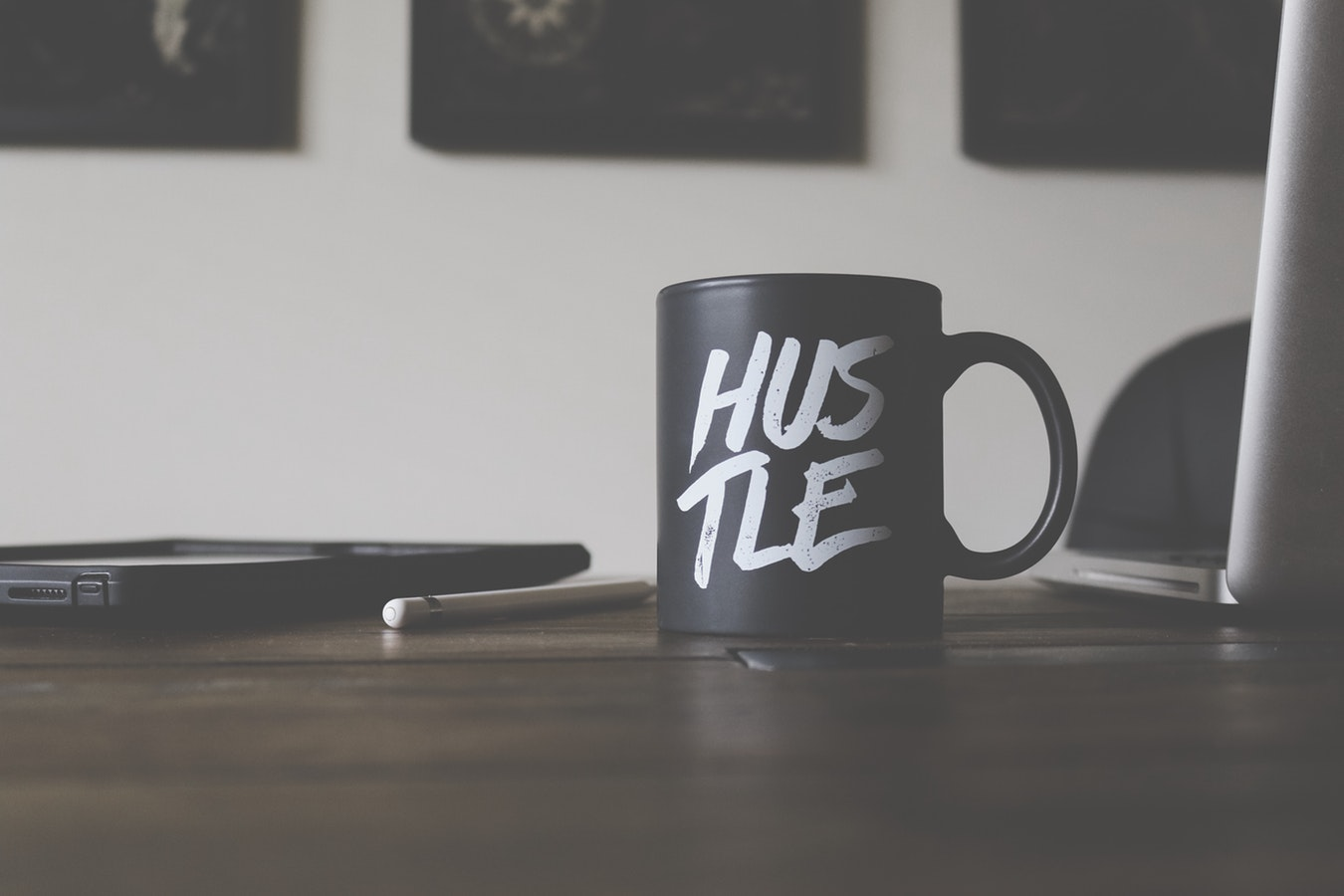 how to stay motivated - hustle