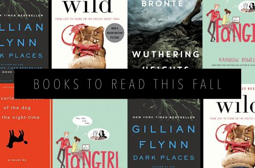 BOOKS TO READ THIS FALL Featured Image