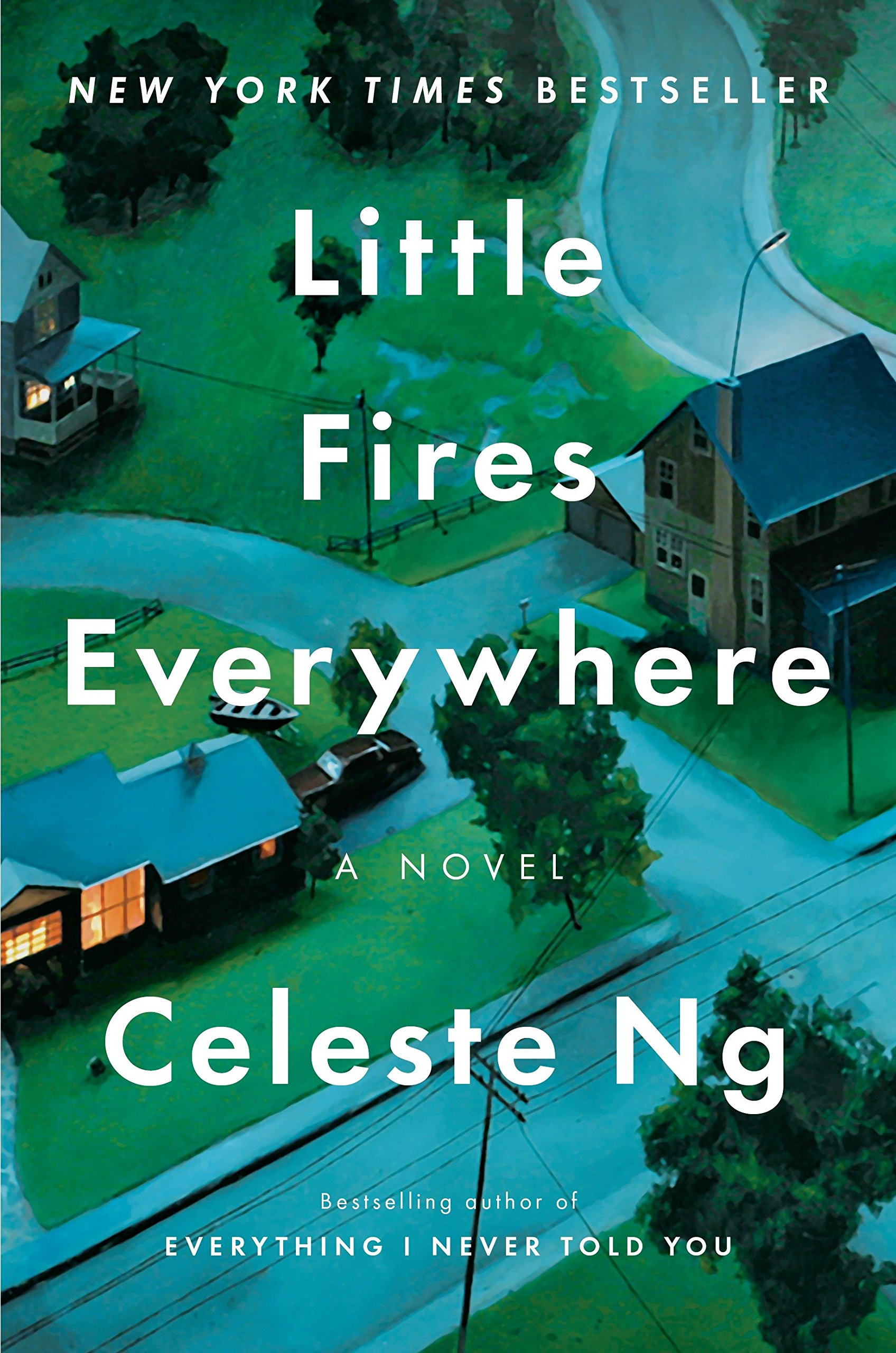 Little Fires Everywhere Best Books of 2018