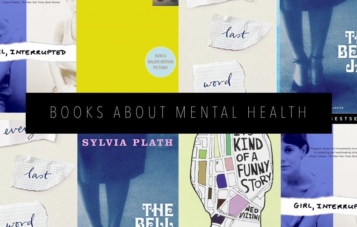 TOP 5 BOOKS ABOUT MENTAL HEALTH Featured Image