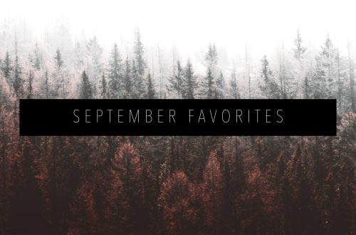 SEPTEMBER FAVORITES FEATURED IMAGE