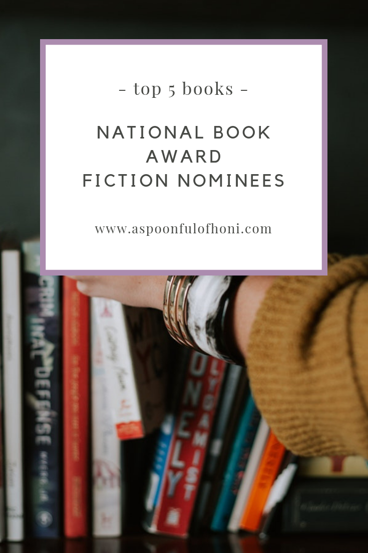 national book award nominees pinterest graphic