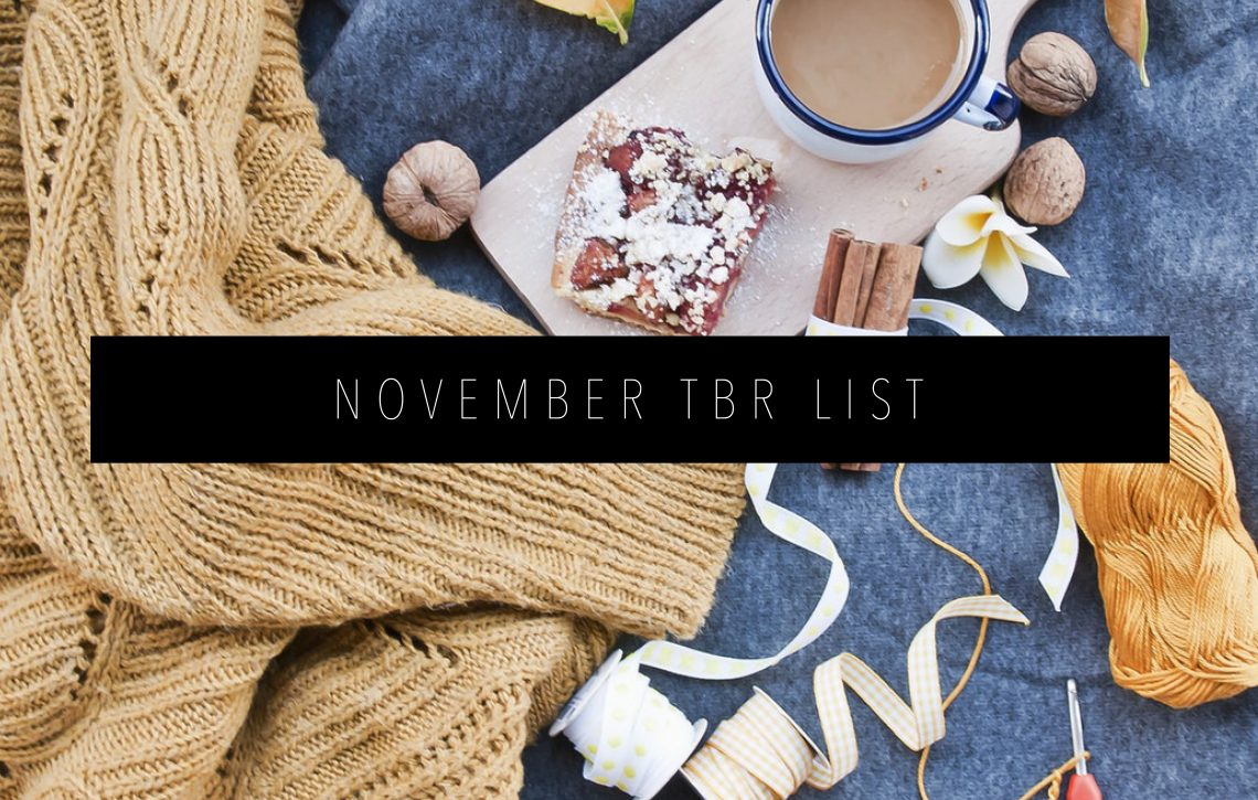 NOVEMBER TBR LIST Featured Image