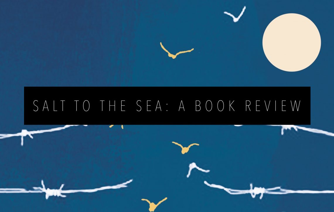 Salt to the Sea Book Review Featured Image