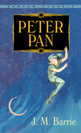 Peter Pan books i'm thankful for