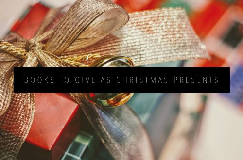 BOOKS TO GIVE AS CHRISTMAS PRESENTS Featured Image