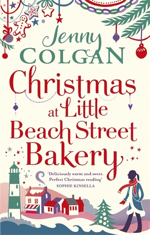 Christmas at Little Beach Street Bakery books to read to get in the christmas spirit