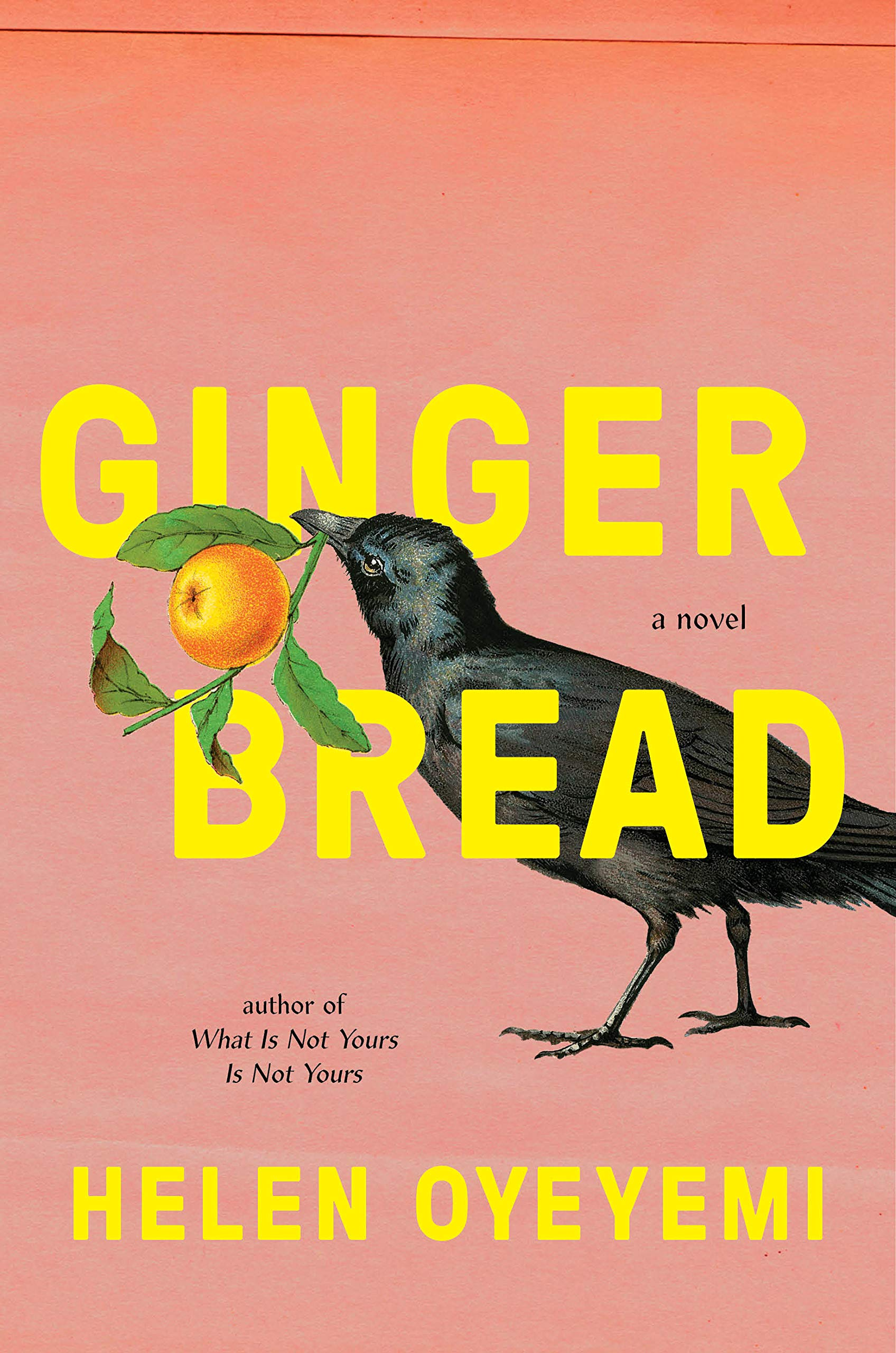 Gingerbread 2019 book releases