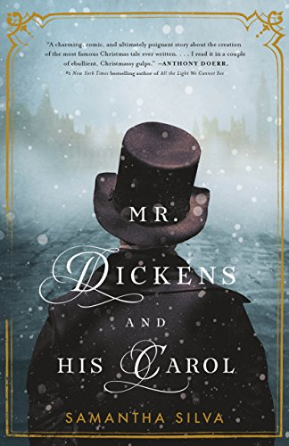 Mr. Dickens and His Carol books to read to get in the christmas spirit