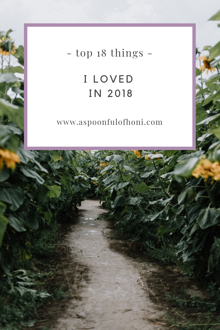 2018 favorites pinterest graphic