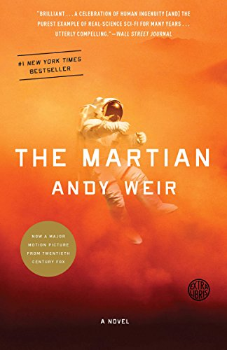 The Martian January Reading Wrap Up