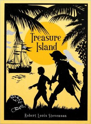 Treasure Island February TBR 2019