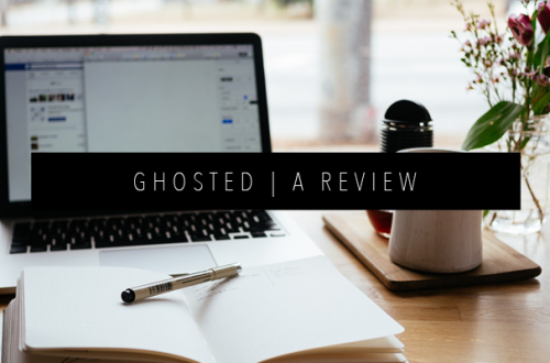 GHOSTED A BOOK REVIEW FEATURED IMAGE