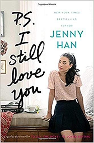 PS I Still Love You May 2019 Reading Wrap Up