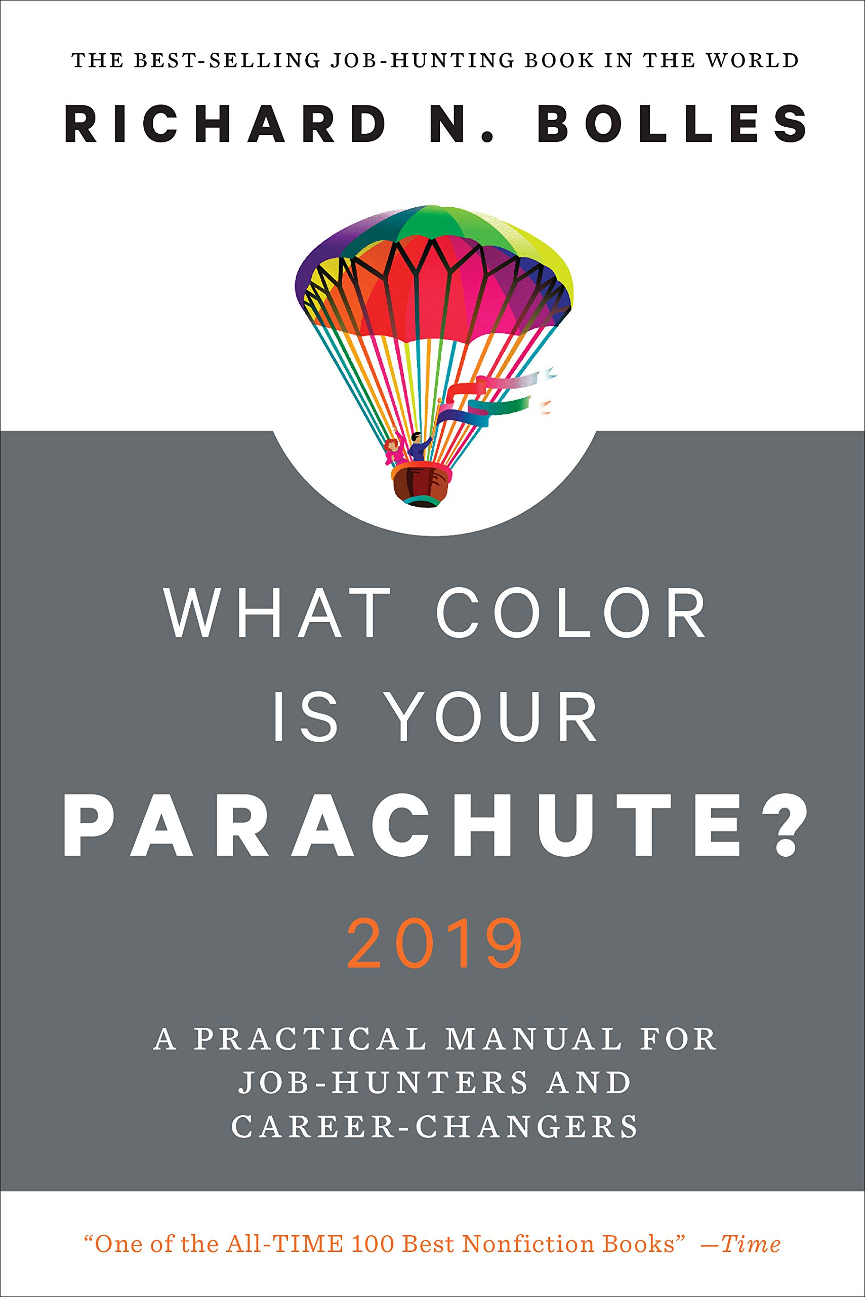What Color Is Your Parachute May 2019 Reading Wrap Up