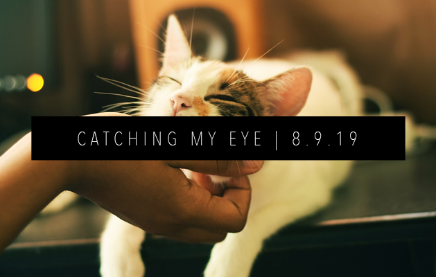 CATCHING MY EYE 8.9.19 FEATURED IMAGE