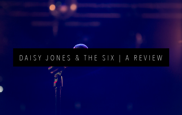DAISY JONES AND THE SIX REVIEW FEATURED IMAGE
