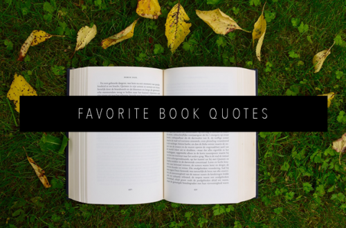 FAVORITE BOOK QUOTES FEATURED IMAGE