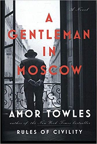 A Gentleman in Moscow August Book Haul