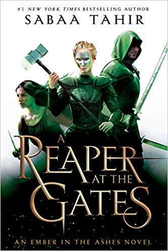 A Reaper at the Gates august reading wrap up