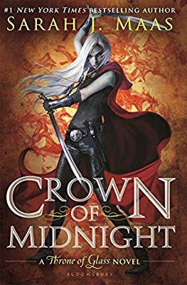 Crown of Midnight Fall TBR List