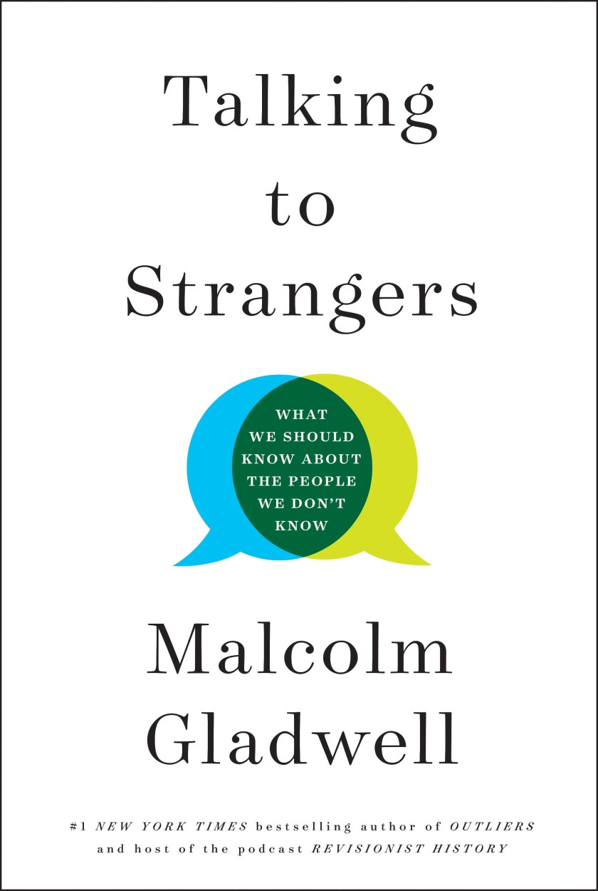 Talking to Strangers Fall Book Releases 2019