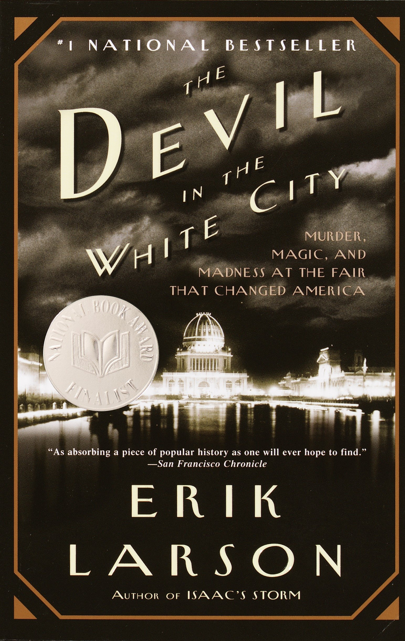 The Devil in the White City August Book Haul