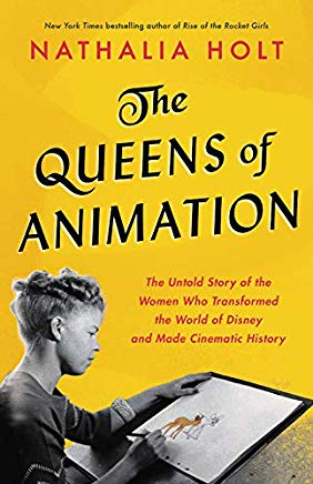 The Queens of Animation Fall Book Releases 2019