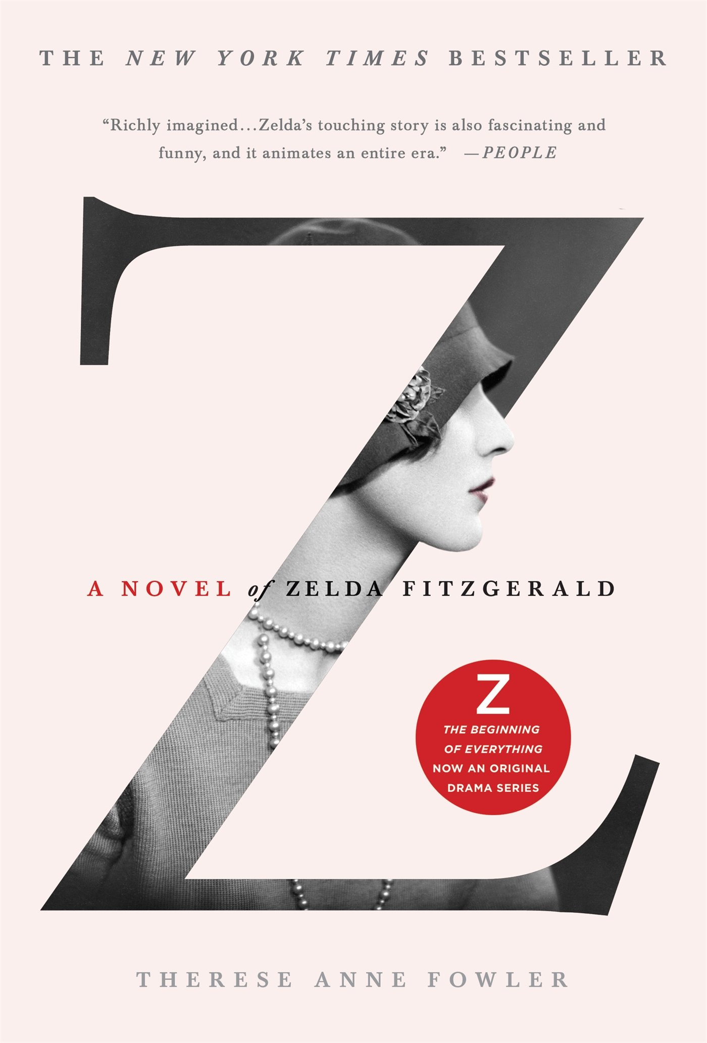 Z A Novel of Zelda Fitzgerald August Book Haul