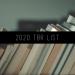 2020 tbr list